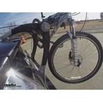 Thule Raceway PRO 2 Bike Rack Test Course