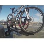 Thule T2 Classic 2 Bike Rack Test Course