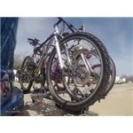 Yakima FourTimer 4 Bike Rack Test Course
