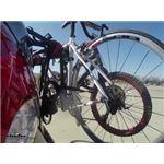 Yakima HangOut 2 Bike Rack Test Course