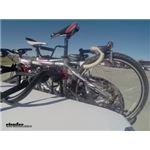 Yakima HangOut 3 Bike Rack Test Course