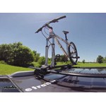 Yakima ForkLift Roof Bike Rack Test Course