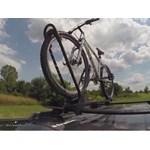Yakima FrontLoader Roof Bike Rack Test Course