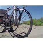 Yakima SingleSpeed 1-Bike Platform Rack Test Course