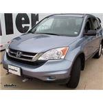 Blue Ox Base Plate Kit Installation - 2011 Honda CR-V