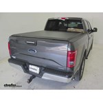 Access LiteRider Roll Up Tonneau Cover Installtaion - 2015 Ford F-150