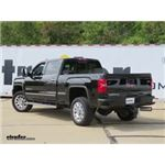 Adco SFS AquaShed Cover for Pickup Truck Installation - 2016 GMC Sierra 2500