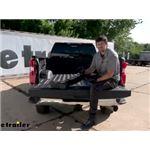 Air Lift LoadLifter 7500 XL Air Helper Springs Installation - 2020 Chevrolet Silverado 3500