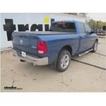 Air Lift Air Helper Springs Installation - 2011 Dodge Ram