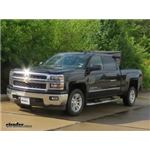 Air Lift LoadLifter 5000 Air Helper Springs Installation - 2014 Chevrolet Silverado 1500