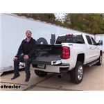 Air Lift LoadLifter 5000 Ultimate Plus Air Springs Installation - 2019 Chevrolet Silverado 2500