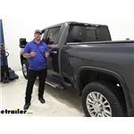 Air Lift WirelessONE Compressor System Installation - 2020 Chevrolet Silverado 3500
