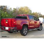 Aries Round Nerf Bars Installation - 2016 Chevrolet Colorado
