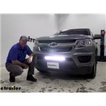 Aries 20 inch Single-Row LED Light Bar Review and Installation