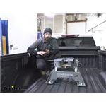 B and W Companion OEM 5th Wheel Hitch Installation - 2020 Chevrolet Silverado 2500