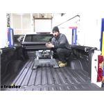 B and W Companion OEM 5th Wheel Hitch Installation - 2020 GMC Sierra 2500