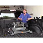 B and W Companion OEM 5th Wheel Trailer Hitch Installation - 2020 Ford F-250 Super Duty