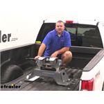 B and W Companion OEM 5th Wheel Hitch Installation - 2019 Ford F-350 Super Duty
