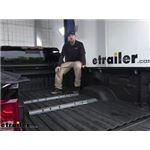 B and W Custom Installation Kit with Base Rails Installation - 2020 Chevrolet Silverado 3500