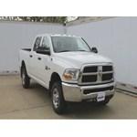 B&W 5th Wheel Trailer Hitch Installation - 2012 Ram 2500