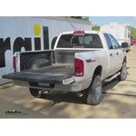 Gooseneck Trailer Hitch Installation - 2004 Dodge Ram Pickup