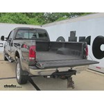 Gooseneck Trailer Hitch Installation - 2007 Ford F-350 Super Duty
