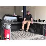 B and W Turnoverball Gooseneck Trailer Hitch Installation - 2021 Ford F-250 Super Duty