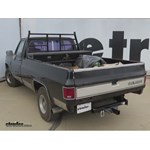 Trailer Hitch Installation - 1986 Chevrolet C/K Series Pickup - B&W