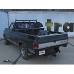 Heavy-Duty Trailer Hitch Installation - 1986 Chevrolet C/K Series Pickup - B&W