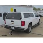B&W Tow and Stow 3 Ball Mount Installation - 2014 Chevrolet Silverado 1500