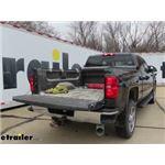 B and W Underbed Gooseneck Trailer Hitch Installation - 2017 Chevrolet Silverado 2500