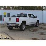 B and W Underbed Gooseneck Trailer Hitch Installation - 2019 Chevrolet Silverado 2500