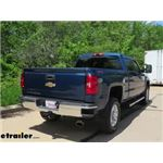 B and W Turnoverball Underbed Gooseneck Trailer Hitch Installation - 2019 Chevrolet Silverado 3500