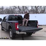 B and W Fifth Wheel Underbed Kit Installation - 2018 Ford F-250 Super Duty