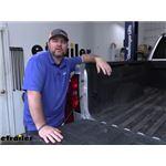 Bargman Custom Fit Vehicle Wiring Harness Installation - 2015 Chevrolet Silverado 3500