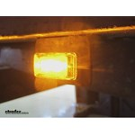 Bargman Amber Clearance Light Installation