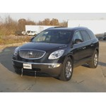 Roadmaster Base Plate Installation- 2009 Buick Enclave