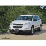 Roadmaster Base Plate Installation - 2010 Chevrolet Traverse
