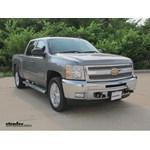 Raodmaster MX Base Plates Installation - 2013 Chevrolet Silverado