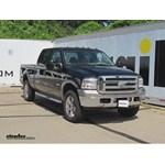 BedRug Custom Truck Bed Mat Installation - 2006 Ford F-250