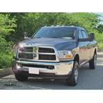 BedRug Custom Truck Bed Liner Installation - 2012 Dodge Ram