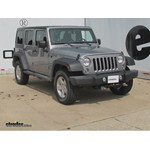 Bestop RoughRider Seatback Organizer Installation - 2014 Jeep Wrangler Unlimited