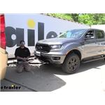 Blue Ox Coiled Electrical Cord Installation - 2021 Ford Ranger