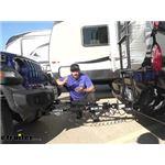 Blue Ox Alpha 2 Tow Bar Installation - 2020 Jeep Wrangler