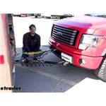 Blue Ox Avail Tow Bar Installation - 2013 Ford F-150