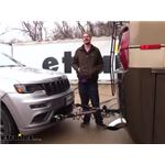 Blue Ox Avail Tow Bar Installation - 2018 Jeep Grand Cherokee