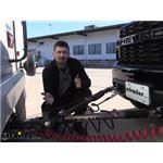 Blue Ox Avail Tow Bar Installation - 2020 Chevrolet Silverado 1500