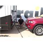 Blue Ox Base Plate Kit Installation - 2014 Jeep Grand Cherokee