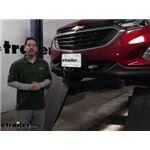 Blue Ox Base Plate Kit Installation - 2019 Chevrolet Equinox
