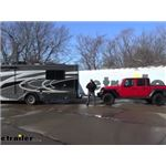 Blue Ox Base Plate Kit Installation - 2020 Jeep Gladiator